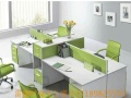 2张二手办公桌办公室职员办公桌