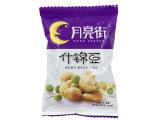 口水娃月亮街什锦豆4公斤整箱 酥脆美味休闲零食品特产炒货