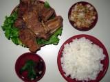 内蒙排骨米饭培训学校/美味小吃