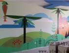 石家庄幼儿园彩绘古建彩绘墙绘手绘墙3D彩绘涂鸦壁画