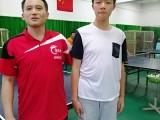 乒乓教练西安路招生喽