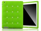 批发韩国苹果ipad4 3 2 硅胶保护套  迷你MINI 可爱超薄防摔外壳