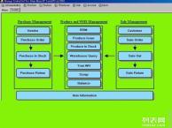 中英文双语版仓库管理软件网络版