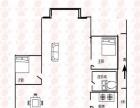 电子科技大学对面 星际豪庭 豪华两房出租