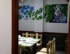 幼儿园墙绘涂鸦饭店手绘墙体彩绘手绘墙