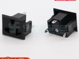 美标大三脚美式AC电源插座美标墙面插座 厂家批发定制