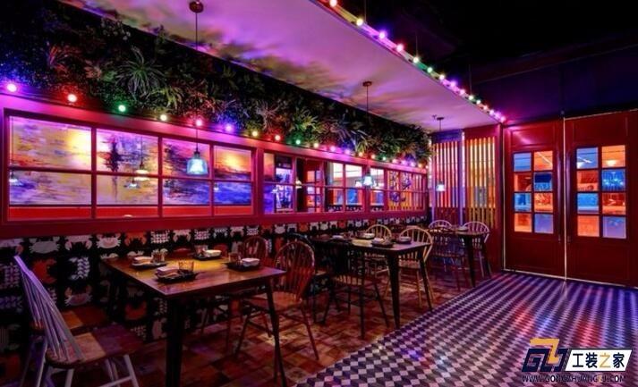 咸阳特色餐厅装修需要注意哪些问题
