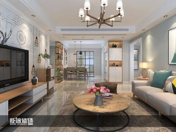 政务小别墅装修设计公司 合肥高品质的家,选择征途装饰期待亲来