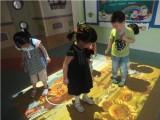 幼儿园走廊门厅多功能教室投影互动儿童玩中学游戏课堂魔幻地面