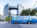 上海巡展,选择新零售活动巴士