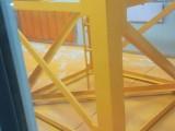塔吊喷漆,高空粉刷,机械设备喷漆
