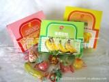 厂家直销批发桔子味软糖水果味软糖像形糖果上海特产特价