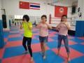 顺义较专业的武术散打跆拳道女子防身术自由搏击