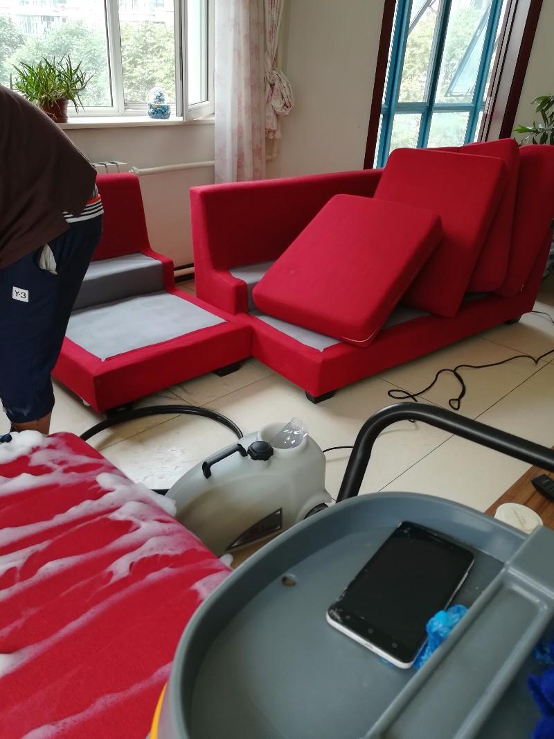 北京布艺沙发清洗 真皮沙发清洗保养 家庭地毯清洗上门服务