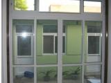 幕墙玻璃及玻璃隔断安装工程