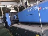转让工厂海天5000克2000克10000克3000克注塑机