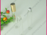 厂家直销10ml玻璃滚珠瓶 精油香水瓶 DIY分装瓶 化妆品包装
