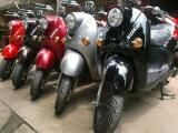 豪爵摩托车 铃木 踏板摩托车  兼职骑手专用
