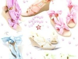 伊美女鞋2011新款女鞋蝴蝶结波西米亚风