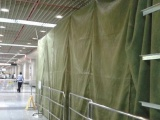 有机硅布订做-车用盖货帆布-大货车防雨布