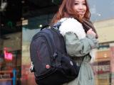 15.6寸瑞士军刀双肩电脑包男女士韩版背包笔记本联想广告礼品包