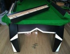厂家李氏台球桌批发台球桌配件斯诺克,黑八,九球台球桌畅销