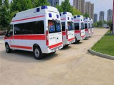 海口救护车出租-长途医疗护送