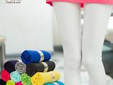 韩国hm莫代尔九分裤纯棉打底裤女士夏季显瘦大码外穿糖果色韩版