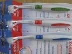 供应口腔护理用具成人牙刷三面牙刷