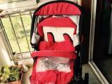 详情描述: 丽家宝贝买的婴幼儿红色推车,网上卖2680元