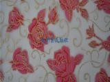 杭州厂家生产窗帘花边面料