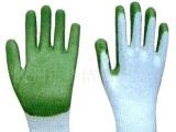 供应浸胶手套,劳保手套,防护手套,工作手