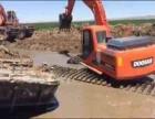 商务服务宝鸡市千阳县清淤挖掘机租赁清淤机械设备出租