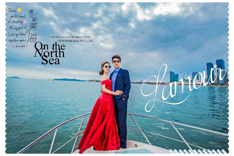 专业的 海之礼婚纱摄影 为您许诺永恒浪漫爱情