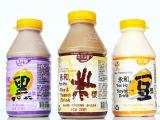 l商家供应优质  永和黑豆浆 瓶装豆奶饮料 口感胜正康 进口