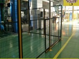 晨赢工厂车间隔离网 仓库隔离护栏网 框架铁丝网围栏