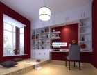 博创装饰:书房应该选择什么颜色?