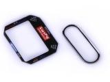 厂家批发亚克力镀膜镜片 塑料PVC镀膜镜片 镜片