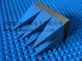 微波海绵吸波材料,平板海绵吸波材料,暗室海绵材料