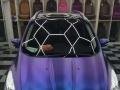 全车改色膜征集样品车特价1800仿全景天窗膜200元,