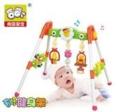 南国婴宝838-7音乐健身架宝宝健身器
