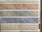 广东纸皮砖生产厂家 银龙牌外墙砖 外墙通体砖 通体外墙砖