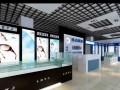 山东品牌展柜制作商,周大福珠宝展柜,济南最低价格展柜制作公司