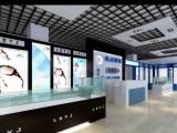 山东品牌展柜制作商,周大福珠宝展柜,济南低价格展柜制作公司