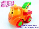 儿童卡通工程车 回力玩具车 趣味工程车 小额混批赠品首选 311