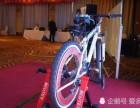 环保节能的新型自行车-华澎磁动力自发电自行车