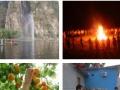 白河激情漂流、黑龙潭、篝火烧烤、农家院住宿预定中
