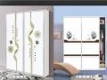 本厂专业承接各种衣柜门 推拉门整体家居等定制