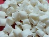 自产自销65度白色PVC回料