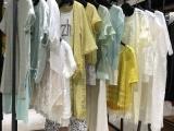 杭州品牌帕蒂秀女装时尚连衣裙折扣批发